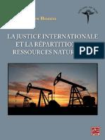 La justice internationale.pdf
