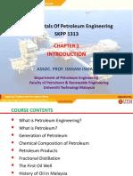 Vdocuments.mx Chapter 1 Introduction Fundamental Petroleum Engineering Utm