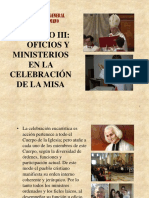 Ministerios de Misa