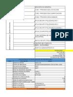 Calculo de Proyecto de Instalaciones