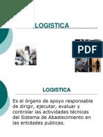 Area de Logistica