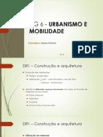 Ng 6 - Urbanismo e Mobilidade