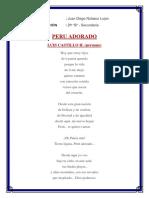 Poema Fiestas Patrias