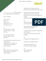 OGUM - Carlinhos D'Oxum (Impressão)