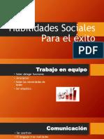 Habilidades Sociales Para El Éxito