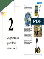 Practica 02 Longitud de Arco y Area de Un Sector UNMSM