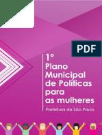 1 Plano Munic Poli Mulheres-SÃO PAULO