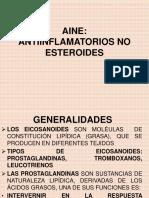 Analgésicos, Antiinflamatorios, Corticoides (3)