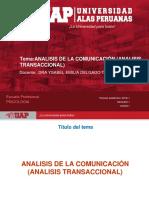 AYUDA 4- Analisis de La Comunicacion