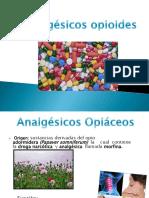 Analgesicos-Opiaceos