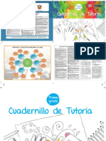 New Cuadernillo de Tutoria Primer Grado