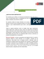 Recursos Textuales y Paratextuales en Un Texto Instructivo (1)