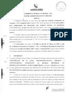 Edital Da Concorrrencia 001-2018 Construção de 01
