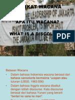 Analisis Wacana_hakikat Wacana1