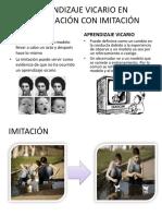Aprendizaje Vicario en Comparación Con Imitación Generalizada (2)