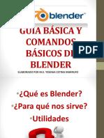 Guia Básica de Blender