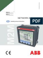 2CSG445010D1002 Manual de Operaciónn M2M