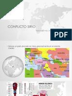 Conflicto Sirio