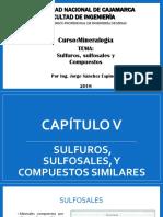 Capítulo V_Sulfuros Sulfosales y Compuestos