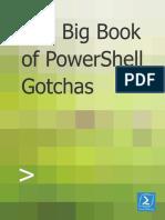 The Big Book of Powershell Gotchas