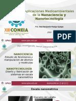 Aplicaciones Medioambientales de la nanotecnologia y nanociencia.pptx