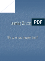 Learning Outcomes 7KSYP