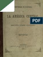 Compendio de Historia de America Central