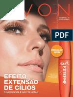 Folheto Avon Cosméticos - 14/2018