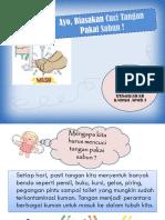 MATERI MENCUCI TANGAN ANAK SD.pptx