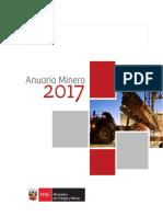 Anuario Minero 2017 (Mem, Perú, 30.04.18)