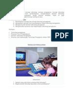 NOTA MINGGU 1 EDUP3053 Teknologi Pengajaran