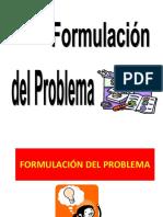 Formulacion de Problemas Pis Ppt