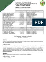 Informe III Grupo II