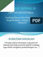LKP OTOMOTIF BLITAR