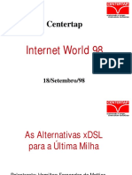 Alternativas xDSL