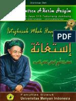 Istighosah Mbah Hasyim - Sarkub.pdf