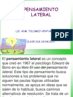 Pensamiento Lateral