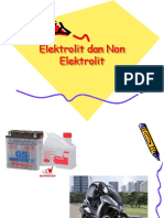 Elektrolit Dan Non Elektrolit