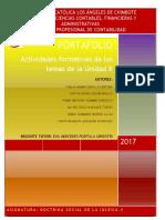Portafolio de Doctrina Social de La Iglesia SEGUNDA UNIDAD