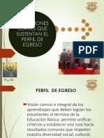 Definicionesclavesquesustentanelperfildeegreso -San Rafael