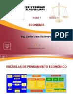 Derecho - Economía - Semana 1