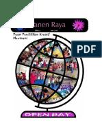 Newsletter Panen Raya Edisi 24 Open Day Mentawai 2018