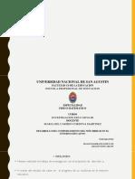 Comportamiento Del Niño Brijam en La Institucion Educativa [Autoguardado]