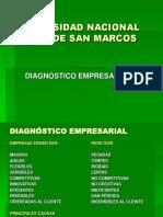 11.- Diagnóstico Empresarial