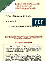 12.- Normas de Auditoría