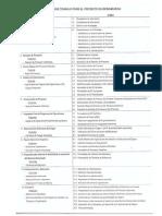 31.- Plan de Trabajo Para El Proyecto de Reingenieria