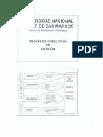 36.- Procesos Operativos de Gestión