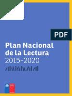 Plan Nacional de La Lectura 2015-2020
