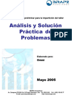Ommni Solución Práctica de Problemas Mayo 05