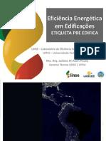 Eficiência Energética Em Edificações_LINSE UFPel